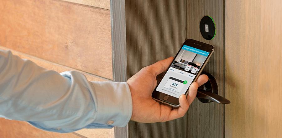 Controlo de acessos através de Bluetooth - Segurtec